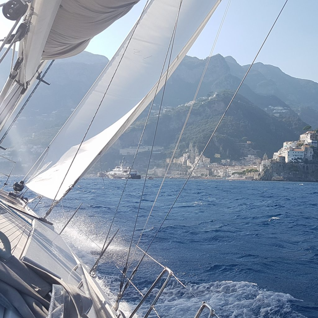 Thinking About It Sailing – Our sailing adventure from